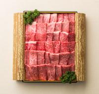 焼き肉用牛肉 カルビ・ロース・赤身